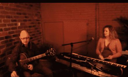 Wendy Kirkland Duo at Stray's Jazz, Newark, Notts