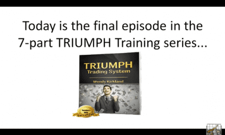 Wendy Kirkland Triumph Trading System Review and Final Free Training