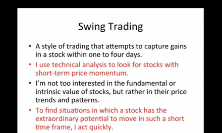 7 Step Swing Trading