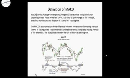 Dale Brethauer – MACD