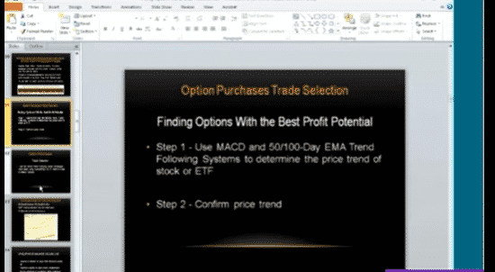 Chuck Hughes: Trading Weekly Options