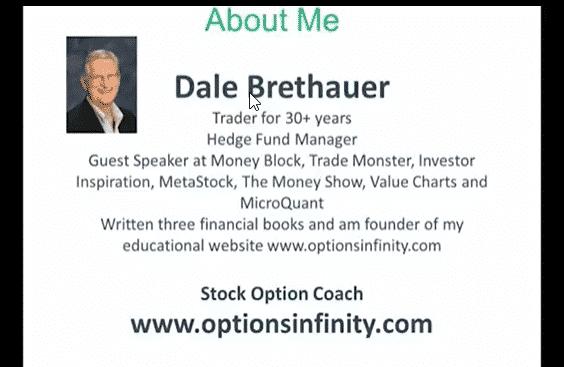 Beware of Earnings   Dale Brethauer