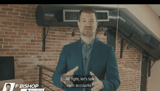 Jeff Bishop: Cash Account vs Margin Account | Options Trading For Beginners