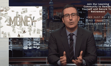 Retirement Plans: Last Week Tonight with John Oliver