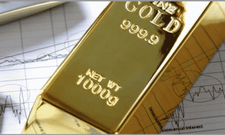 Ten Percent Of Your Money Should Be In Gold, says Jim Cramer