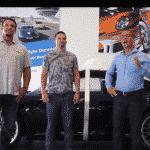 Watch Jason Bond award a $120,000+ Porsche to Kyle Dennis in Las Vegas