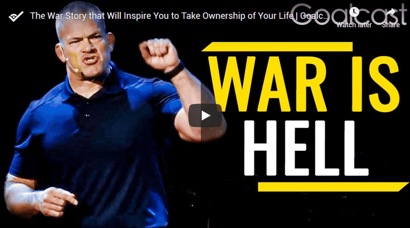 Learn The War Story That Will Inspire You To Take Ownership Of Your Life