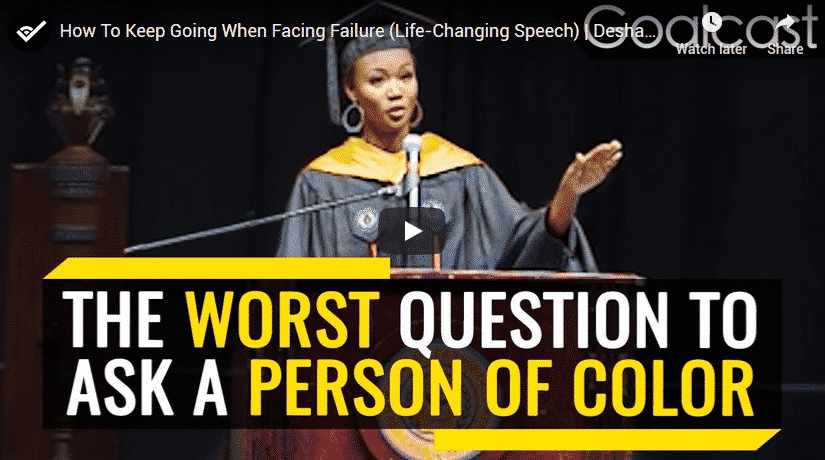 Things You Must Know About How To Keep Going When Facing Failure (life-changing Speech)