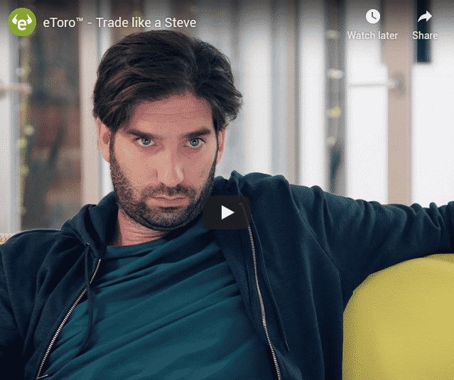 eToro™ – Trade like a Steve