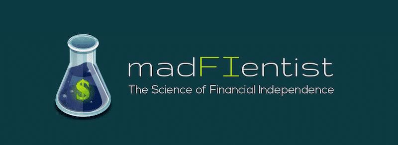 the Mad Fientist logo