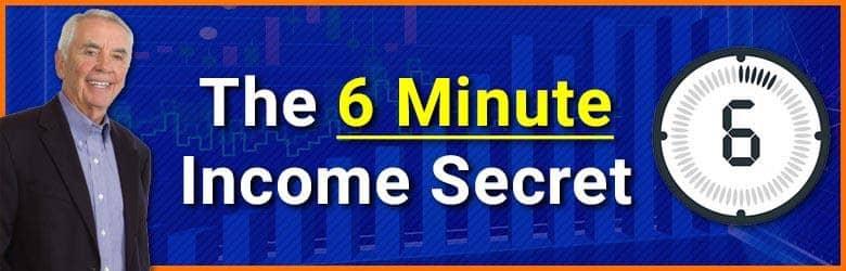 6 minute Income Secret