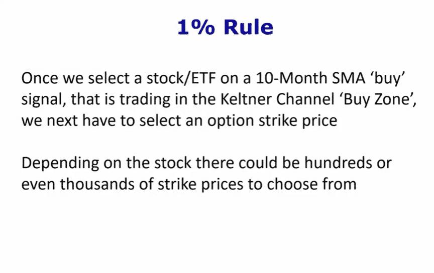 1% rule strategy