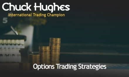 Chuck Hughes  Trading Options for High Returns with Low Risk